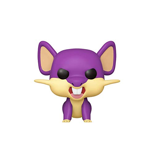 Funko Pop Games: Pokemon™ - Rattata Vinyl Figure #48398