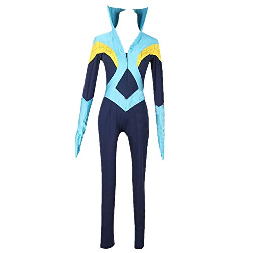 Young Justice Nightwing Discowing Versio Cosplay Costumes Anime Costume for Halloween Christmas New Year Party Costume (Male XXL)