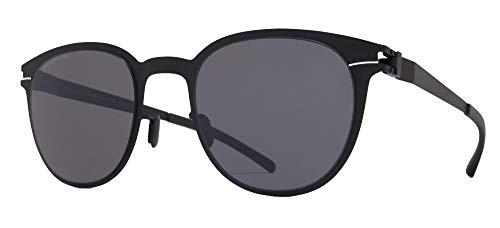 Mykita TRUMAN BLACK/POLARIZED PRO HI-CON GREY 51/22/139 Unisex Sonnenbrillen