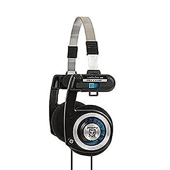 Koss Porta Pro On Ear Headphones with Case Black / Silver