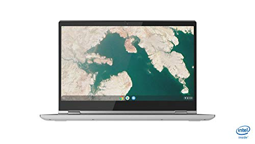 Lenovo Chromebook C340 15 Inch (15.6 Inch) FHD Touchscreen Laptop - (Intel Pentium Gold, 4 GB RAM, 32 GB eMMC, Chrome OS) - Mineral Grey
