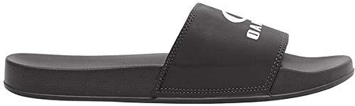 Oakley Herren Ellipse Slide Flip-Flop-Sandalen - Schwarz - UK 11