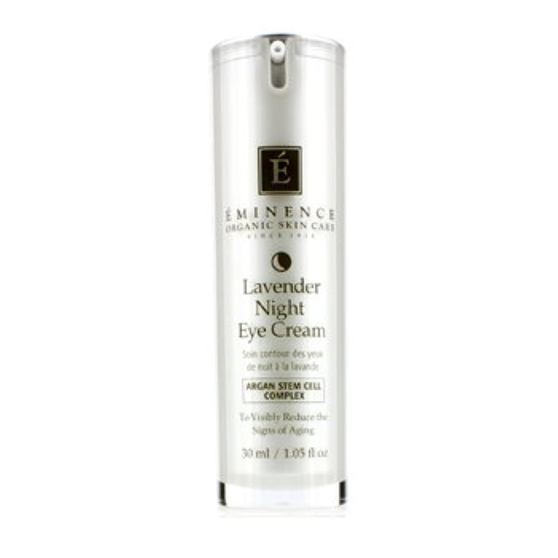 チューブで処理[Eminence] Lavender Age Corrective Night Eye Cream (Normal to Dry Skin Especially Mature) 30ml/1.05oz
