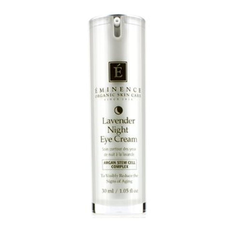 分割フック平衡[Eminence] Lavender Age Corrective Night Eye Cream (Normal to Dry Skin Especially Mature) 30ml/1.05oz