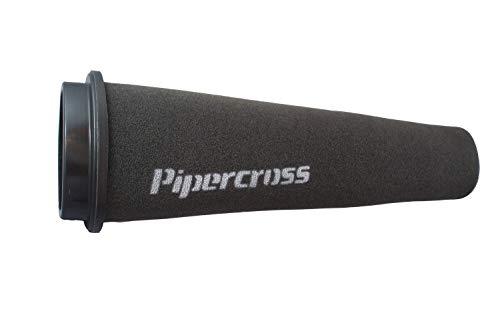 Pipercross Sportluftfilter kompatibel mit BMW 5er E60 (E61) 530d 218/231/235 PS 07/03-12/10