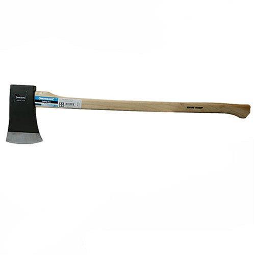 Silverline Tools 598432 - Abbattimento Ascia con Manico Hickory (2.72 kg)