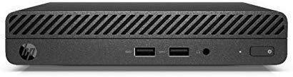 HP 260 G3 Mini-Desktop Intel Core 2,7 GHz, 8 GB, 512 GB NVMe-Solid-State-Laufwerk, Enhanced Wireless mit Dual-Antenne, Windows 10 Pro-Plain-Box