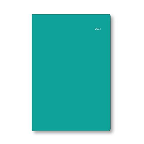 ダイゴーアポイント手帳2021年A5マンスリーミントE16822021年1月始まり