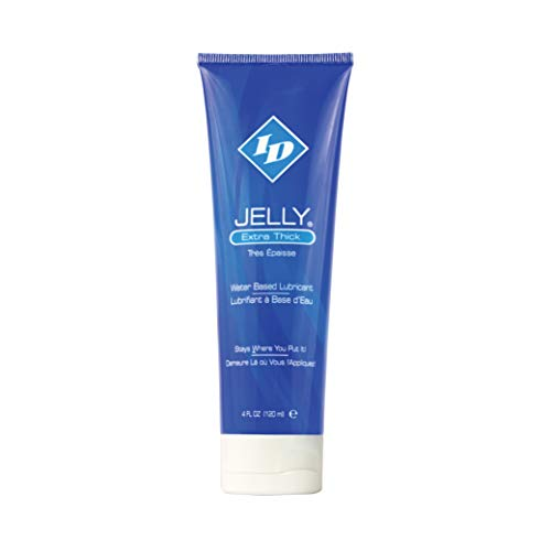 ID Jelly 4 FL. OZ. Water-Based Personal Lubricant Travel Tube