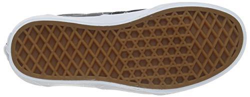 Vans Doheny V-Velcro, Sneaker Bambini, Multicolore ((Otw) Black/White LRN), 34 EU