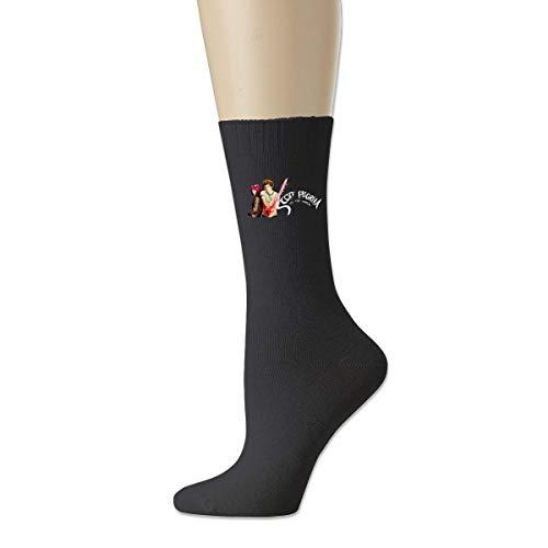 OKSDFBEN4 Scott Pilgrim Calcetines de algodón para Hombres