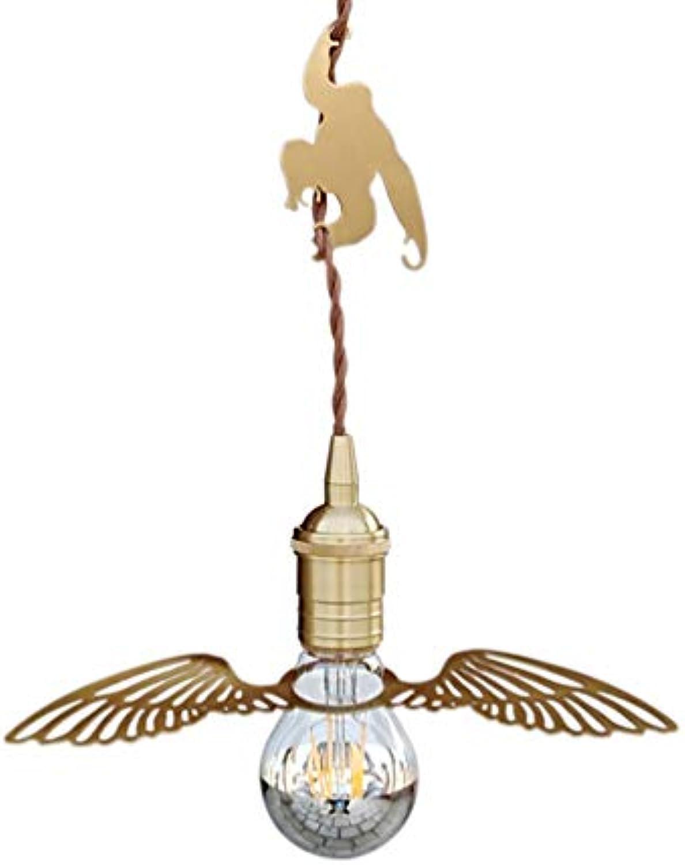 Modern Kreativ Pendelleuchte, Mode Flügel Design Hngelampe Minimalistischen Messing Design Galvanisieren LED Pendellampe Für Schlafzimmer Wohnzimmer, Kinderzimmer Esszimmer Restaurant Café