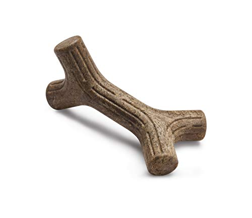 Benebone Puppy Maplestick Dog Chew Toy, Made in USA, Real Maple Wood Flavor, Small
