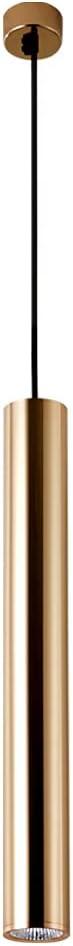 KMYX Simplicity Aluminum Pendant Light Great interest Tube LED Long Max 84% OFF Chandelier