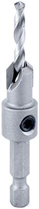 lowest Amana Tool - (55269) Carbide Tipped 82° Countersink 3/8 Dia x 49 Deg popular x 1/4 Quick Release Hex Shank For wholesale Wood Screw #12-14 online