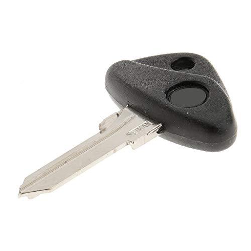 Motorrad Rohling Schlüssel Ersatz für BMW R850R K1200LT R1100RT R1150RT, 1 Stück