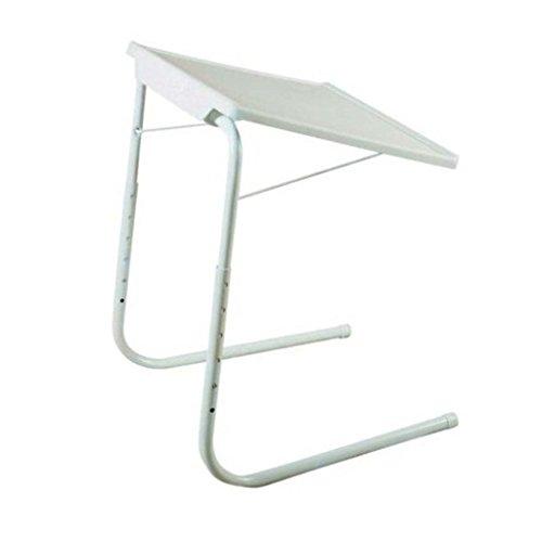 Tavolino Minitable Ordinateur Portable Maltisch pour Enfant Petit Déjeuner Table Table de Salle à Manger Table d'appoint