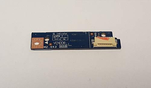 Generic Kompatibel für Lenovo Ideapad 100 15IBY 80MJ Power Button PCB Board LS-C771P 435MWC38L01