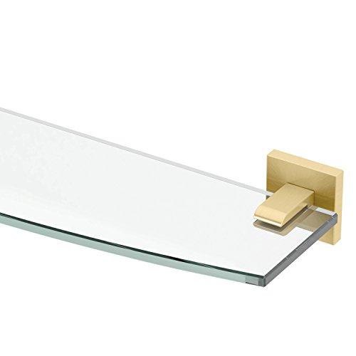 estante cristal fabricante Gatco