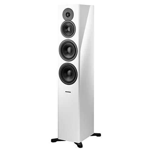 Buy Discount Dynaudio Evoke 50 Floorstanding Speaker - Each (White Gloss)