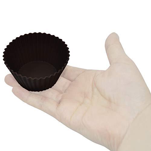 貝印KaiHouseSELECT『型ばなれしやすいシリコン製のマフィンカップ』