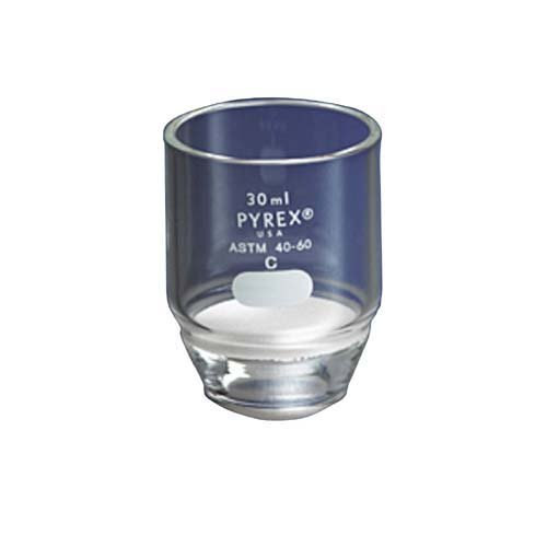 Pyrex 32960-30C crucibles (Pack of 12)