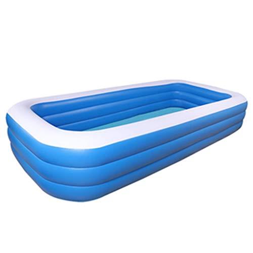 ZCX Piscina Inflable for bebés recién Nacidos, for bebés, for bebés, de Gran tamaño, Espesar Hogar de la Familia en casa Piscina for Adultos en la Piscina en el océano Piscinas hinchables