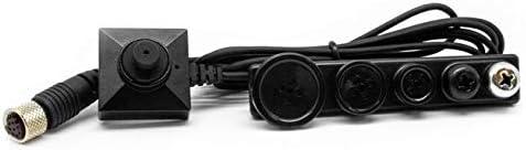 Lawmate CMD-BU20LX HD 1080P Covert Hidden Button Surveillance Camera for PV-1000 EVO 3 DVR