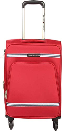 Tommy Hilfiger Polyester 67 cms Red Softsided Check-in Luggage (TH/PHE04065)