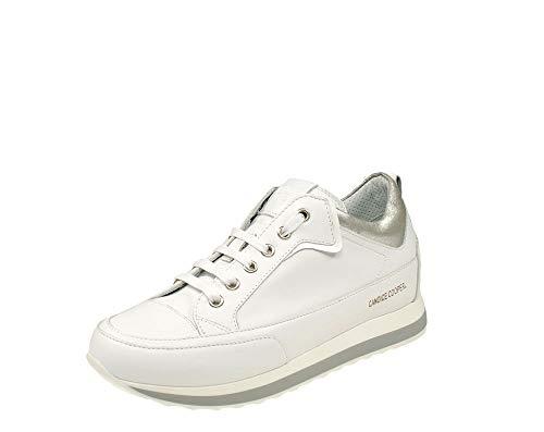 Candice Cooper Sneaker Bianco Ice Bianco (38)