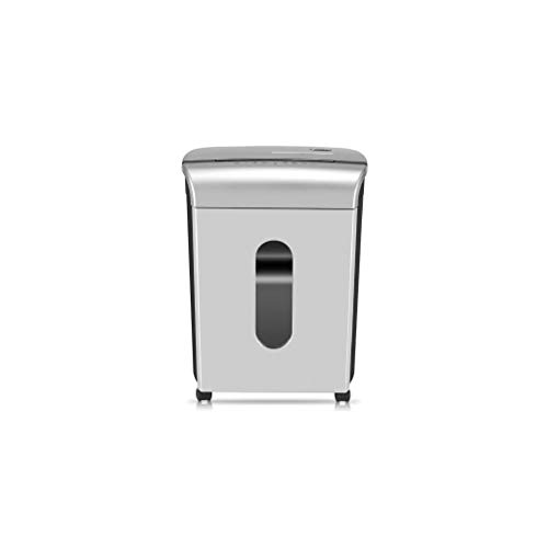Find Bargain XJJZS Shredder with Wheels-High-Security Micro-Cut Paper Shredder, Credit Card,Staples,...