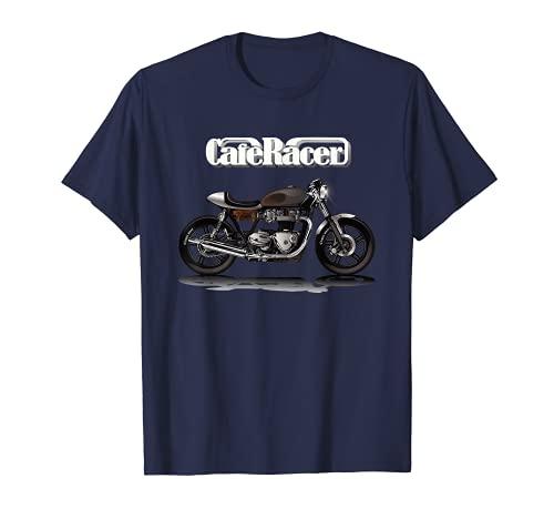 Cafe Racer Hombres Mujeres Adultos Adolescentes Niños Niñas Niños Juventud Regalo Camiseta