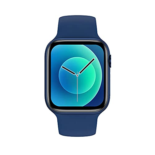 Smart Watch 1.75 Inch Large Screen Local Music Health Monitoring Exercise-Blue