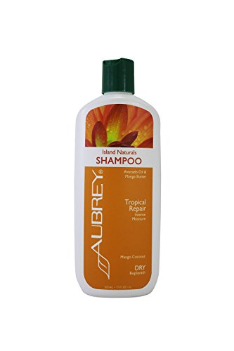 Aubrey Organics - Island Naturals Shampoo - 325ml
