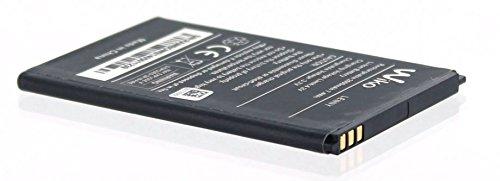Original Akku für Wiko Lenny 2, Handy/Smartphone Li-Ion Batterie