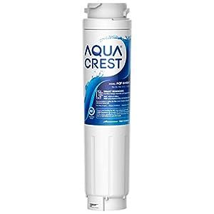 AQUACREST 644845 Filtros de agua para frigorífico, Compatible para Bosch UltraClarity 644845, 00740560, 740560, 00499850, 00649379, 9000194412, 9000077104, MIELE/Haier 0060820860, 0060218743