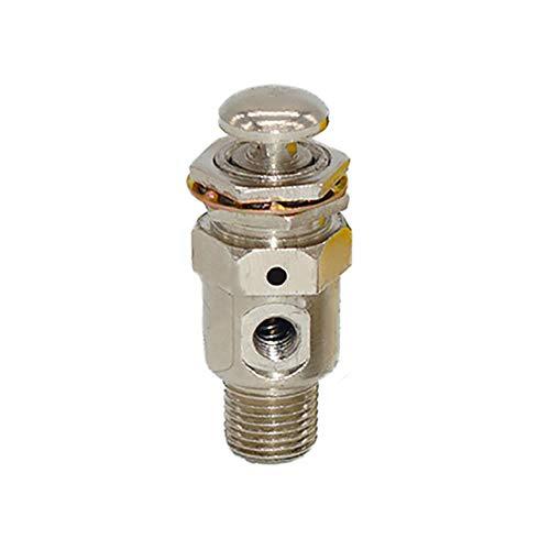 Pneumatisches mechanisches Ventil POWERTOOL Luftdruckventil Kippschalter Kontrollventil, TAC-3P, 182