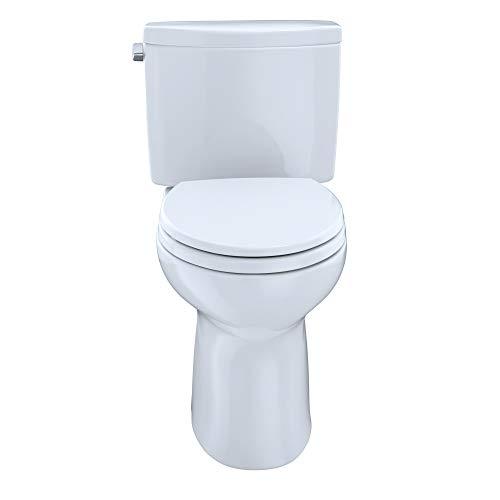 TOTO CST454CEFG#01 Drake bathroom-hardware, Cotton White