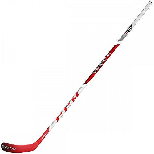 CCM RBZ 280 Grip Hockey Stick Senior Flex 75, Spielseite:rechts, Biegung:29 (19 Sakic)