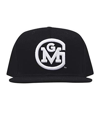 Gas Monkey Garage Cap Snap-Back 3D Initial Logo Black