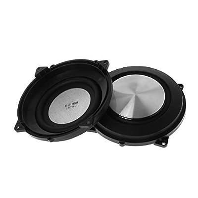 yuanmaoao 120mm Passive Radiator Woofer Speaker Auxiliary Bass Vibration Membrane 2Pcs from yuanmaoao