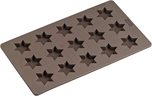 Lurch 65020 FlexiForm Zimtsterne 17 x 30 cm braun