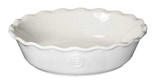 Emile Henry HR Ceramic Mini pie dish, Sugar