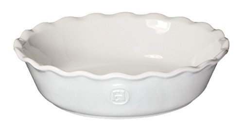 Emile Henry 236122 HR - Bandeja para tartas (cerámica), color azul