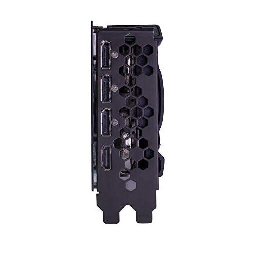 EVGA 10G-P5-3885-KR GeForce RTX 3080 XC3 Ultra Gaming, 10GB GDDR6X, iCX3 Refrigeración, ARGB LED, Placa Trasera de Metal 4