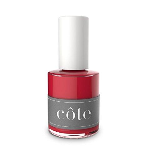 Cote Toxin Free Nail Polish (No. 31 Creamy Crimson Colored)