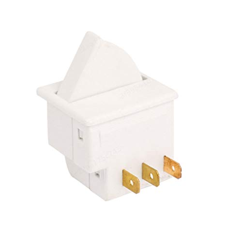 Agger Kühlschrank-Tür Lichtschalter Hebelsteuerung Rocker 3 Pin SPDT (1PC)