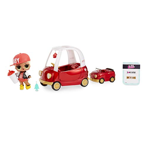 L.O.L. Surprise! 564096E7C Furniture with Cozy Coupe & M.C. Swag -mehrfarbig