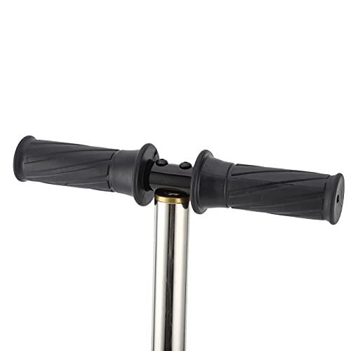 Pistolas de aire de bomba de mano, bomba de rifle de pistola de aire 4500Psi con indicador de presión, reposapiés plegable, más eficiente para neumáticos de motocicleta, neumáticos de