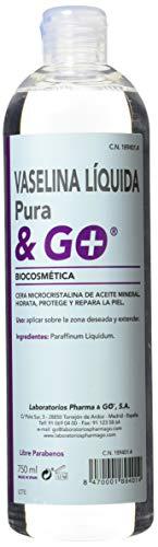 Pharma & Go Vaselina Liquida, 750 ml, Pack de 1